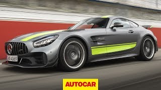 2019 Mercedes-AMG GT R PRO Review | Better Than A Porsche 911 GT3 RS? | Autocar