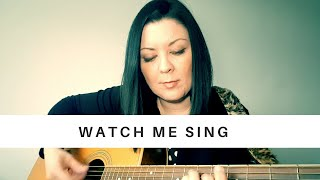Laura Musgrave - Watch Me Sing
