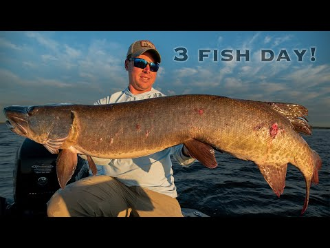 3 MUSKY DAY! (Dialing In A Pattern)