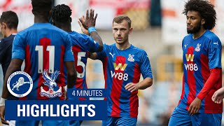 HIGHLIGHTS | MILLWALL 0-1 Crystal Palace