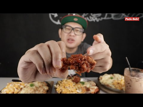 3 Perisa Ayam Korea VIRAL Di Laura Medina Cafe