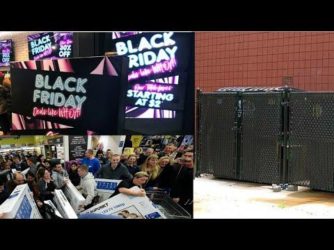 BLACK FRIDAY DUMPSTER DIVE!