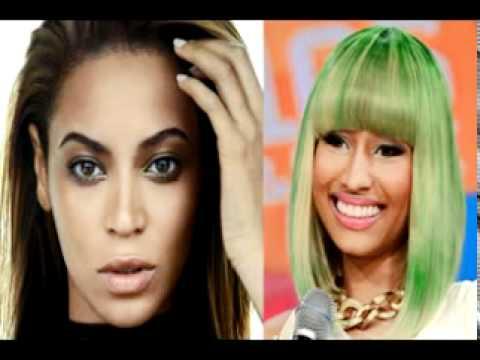 Beyonce FT Nicki Minaj - BUILD A NATION (NEW 2014 prod by Fyu-chur)