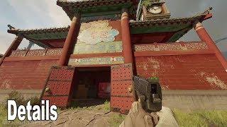 Rainbow Six Siege: Operation Shifting Tides - Theme Park Rework Details [HD 1080P]