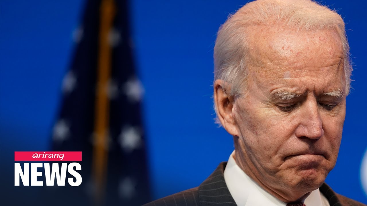 Biden condemns Republican efforts to restrict voting