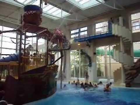 Disneyland Paris Explorers Hotel Swimming Pool Youtube