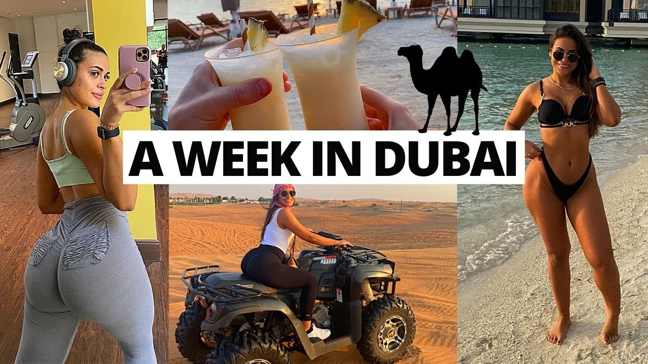 My holiday in Dubai | Travel Vlog