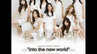 [mp3 dl] snsd - into the new world