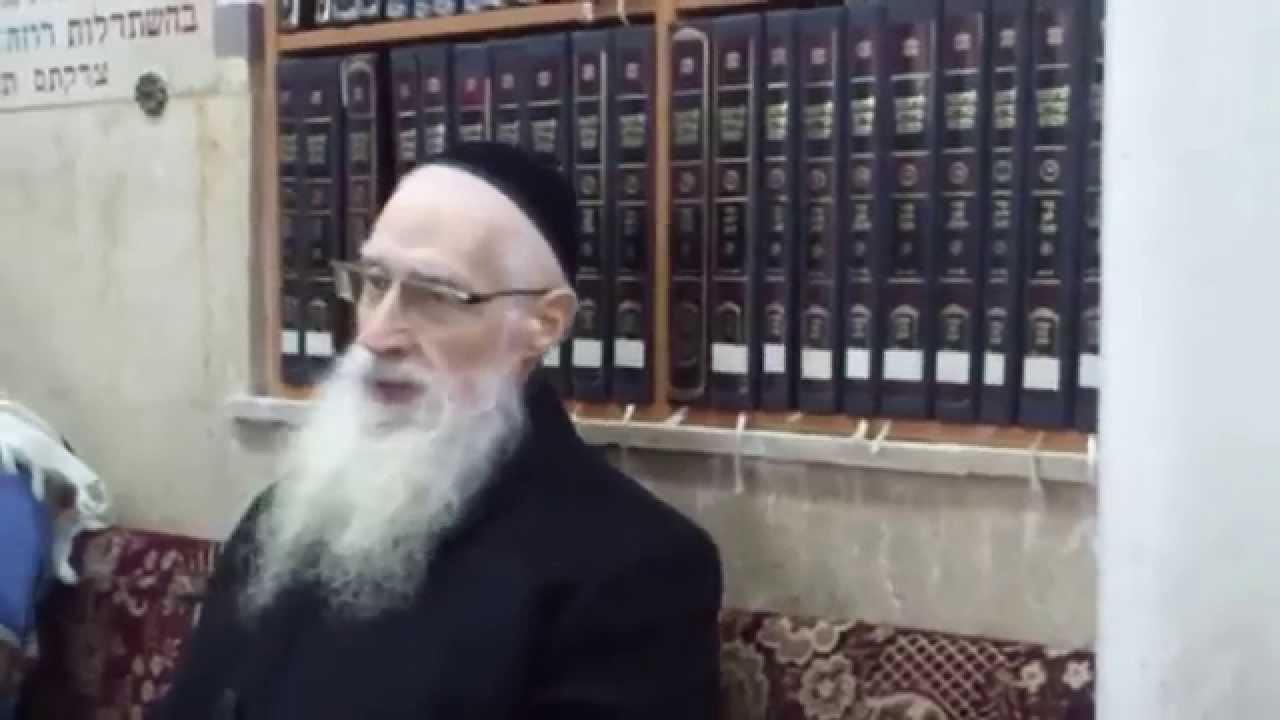 הרה''ג יעקב יוסף זצוק''ל Pesach  פסח איזו מצה לקנות