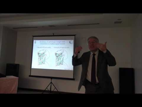 Contouring in Head and Neck Cancer for iMRT - Tomotherapy (by Prof. Vincent Gregoire)