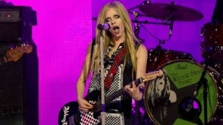Video Avril Lavigne - What The Hell Live download MP3, 3GP, MP4, WEBM, AVI, FLV Agustus 2018