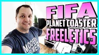FIFA 18 Karriere? Freeletics Sport + Ski-Urlaub | Vlog #04
