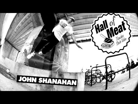 Hall Of Meat: John Shanahan