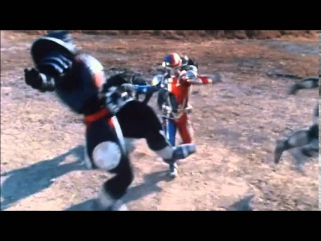 Choujinki Metalder: The Movie trailer