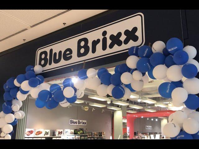 Impressionen und Haul von der Blue Brixx Brick Bar im