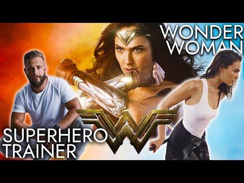 How I Trained Gal Gadot for Wonder Woman 1984 | Train Like a Celebrity