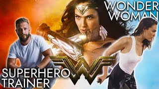 How I Trained Gal Gadot for Wonder Woman 1984   Train Like a Celebrity