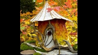 Mini and Fairy Houses Ideas