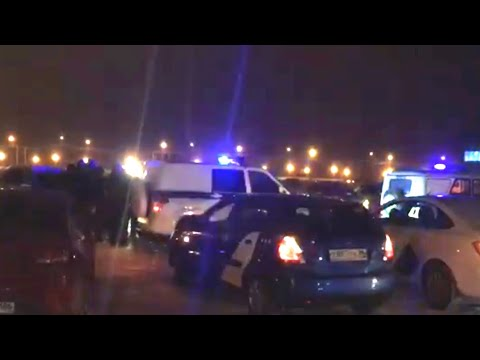 Забастовка водителей Яндекс Такси в Сургуте
