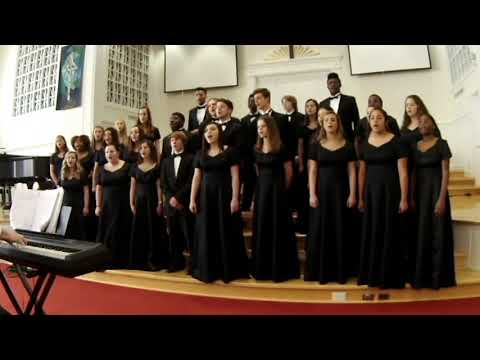 Thou O Lord --  Conway High School A'Cappella