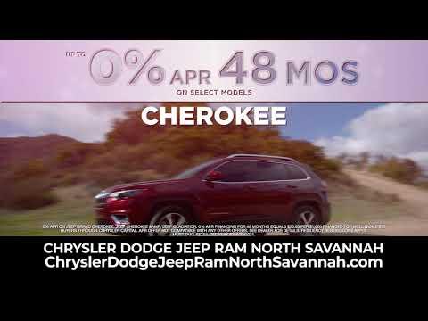 Chrysler Dodge Jeep Ram North Savannah - June Offers