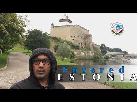 WORLD RIDE 2017 || EP.54 || FINALLY ENTERED ESTONIA