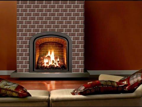 Gorgeous Brick Fireplace Ideas Youtube
