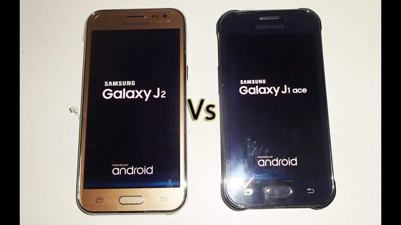 Samsung Galaxy J2 Vs Samsung Galaxy J1 Ace