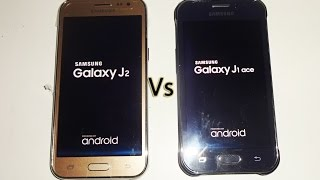 Samsung Galaxy J2 Vs Samsung Galaxy J1 Ace