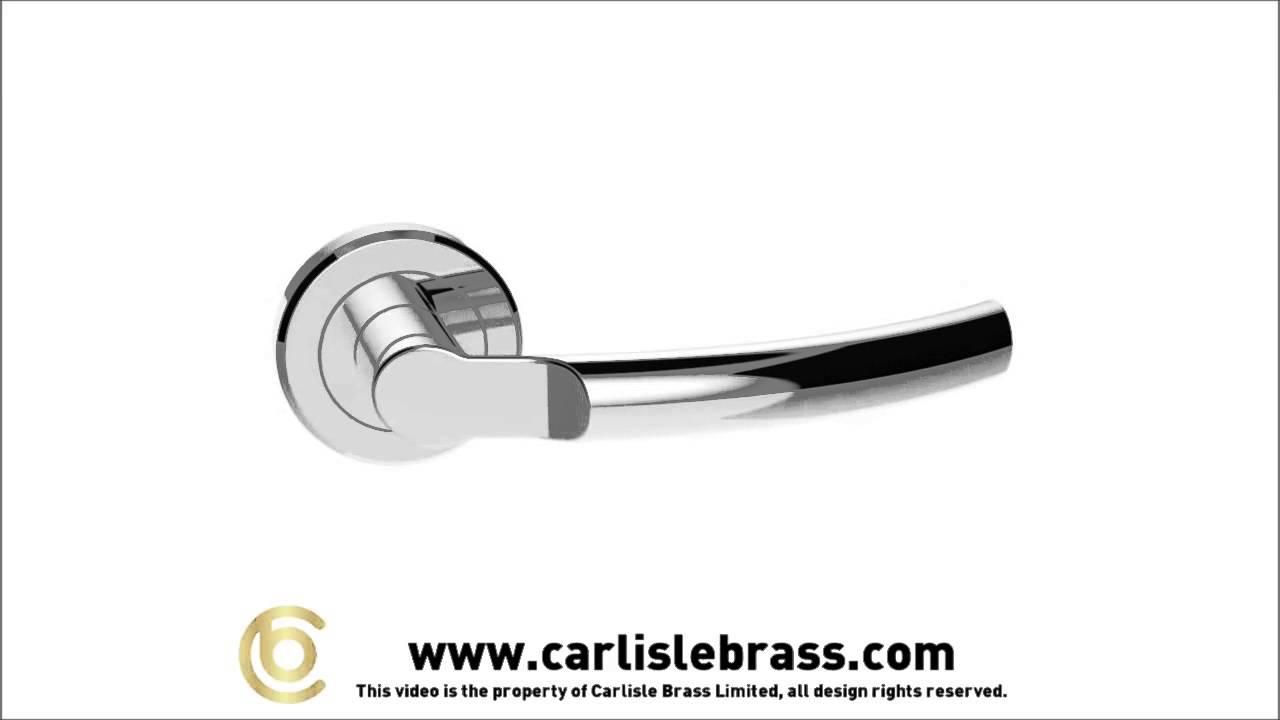 More Door Handles - Carlisle Brass ZIN3111PC Serozzetta Nelson ...