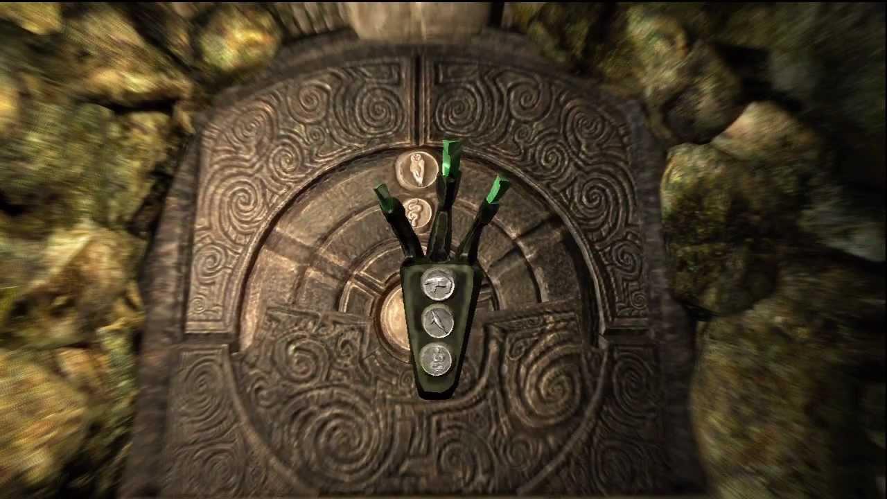 Skyrim - Forbidden Legend Walkthrough - YouTube
