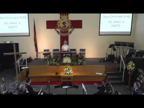 Morning Service - Easter Message 27/03/2016