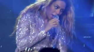 Beyoncé - I Will Always Love You & Halo (Live in Manchester 07/05/13)