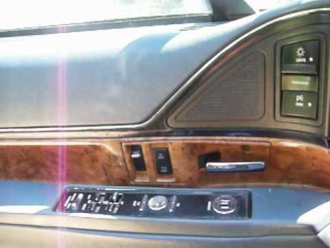 Removing Buick Lesabre Door Panels Speakers Youtube