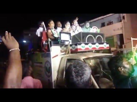 Ma Foi K Pandiarajan AVADI Constituency AIADMK Candidate Video 13