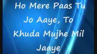 tera naina with lyrics by simmi51 (Chandni chowk to China)