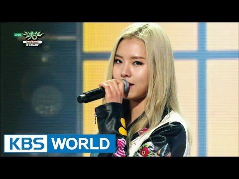 Lim Kim - Love Game | 김예림 - 알면 다쳐  [Music Bank K-Chart / 2015.05.08]