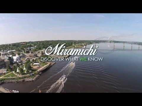 Stay Overnight in Miramichi, NB