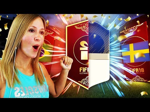 INSANE ICON IN A PACK!! LUNAR NEW YEAR PACK OPENING! FIFA 18