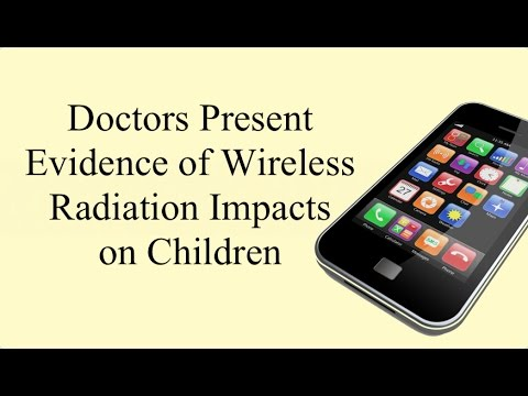 Doctors Present Evidence of Wireless  Radiation Impacts on Children