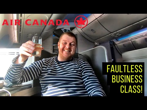 REVIEW: Why I Love Air Canada's 787 Business Class.