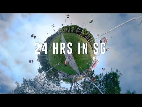 GoPro Fusion: 24 HOURS OF SINGAPORE LIFE