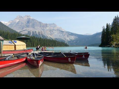 Emerald Lake - Yoho National Park - British Columbia - Canada