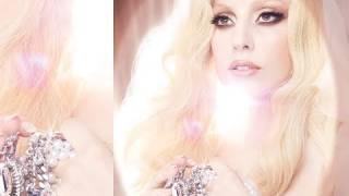 mac viva glam gaga inspired makeup tutorial - how to make eyes look bigger