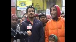KUMAR SAHIL INTERVIEW WITH AAJ TAK.avi