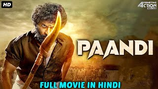 PAANDI - Hindi Dubbed Full Action Romantic Movie | South Indian Movies Dubbed In Hindi Full Movie