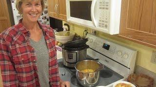 Instant Pot Potato Potato soup