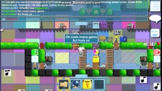 Growtopia: Buying Party Machine!