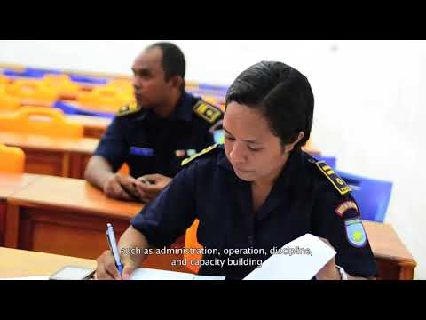 Capacity Building Support to the National Police of Timor-Leste (PNTL)