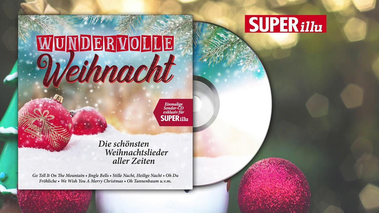 Beste Weihnachtslieder Aller Zeiten.Superillu Die Exklusive Weihnachts Cd